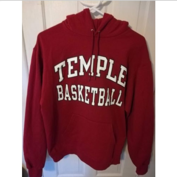 Champion Other - Temple University Basketball Eco Fleece Hoodie fc06d7dcb